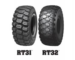 Yokohama Tire's New RT31™/RT32™ E-3 Radial Tires Provide Long-lasting Traction and Durability for Scrapers